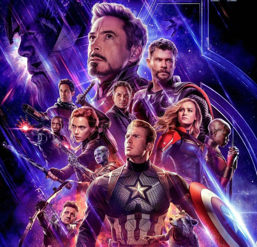 Avengers%3A+Endgame+is+out+in+theaters+now+and+is+directed+by+the+Russo+Brothers+and+is+written+by+Christopher+Markus+and+Stephen+McFeely+