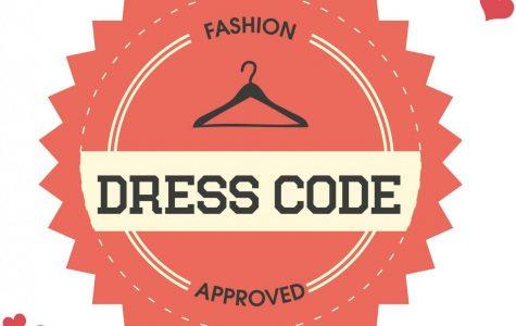 Paws up for Tahomas dress code