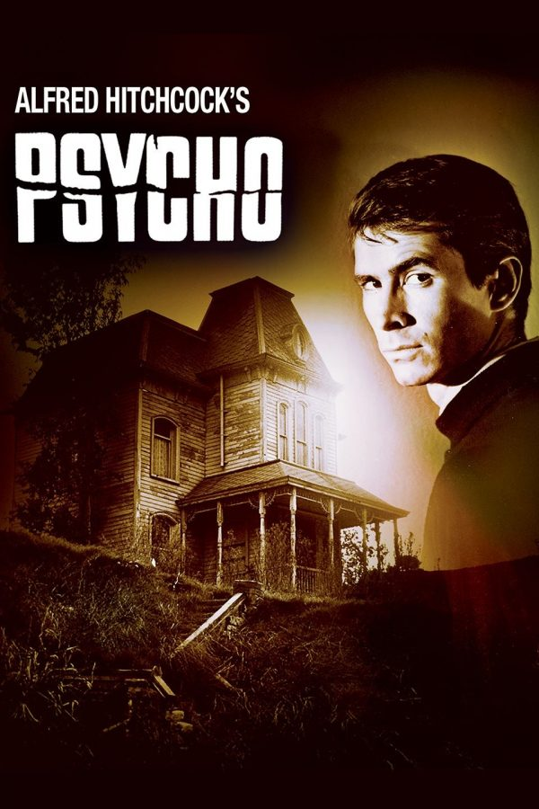 PSYCHO: The movie that rocked the nation.
