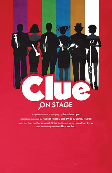 Tahoma Drama Presents Clue