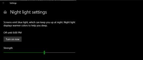 Screenshot for an article on Sleep Hygiene.